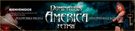 Dominatrix America